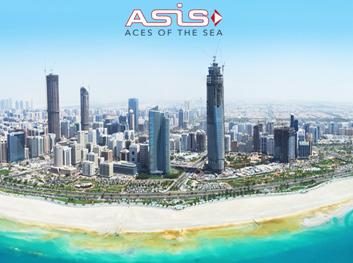 Abu Dhabi ASIS Boats