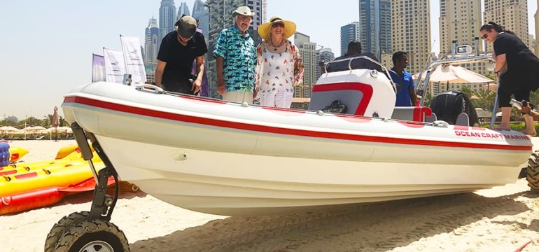 amphibious boat educational tour