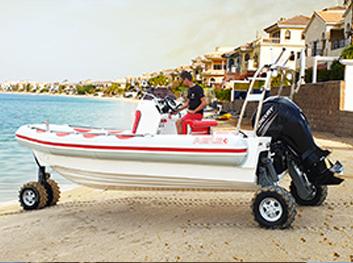 amphibious craft