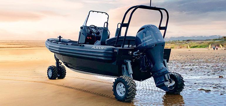 asis amphibious new zealand